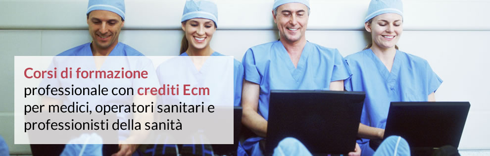 ECM33.it - Corsi di formazione a distanza per le professioni sanitarie - Educazione Continua in Medicina